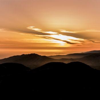 Slackers Hill Sunset