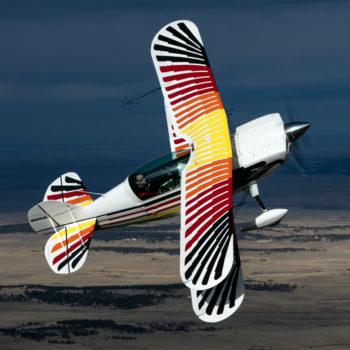 Christen Eagle Air to Air